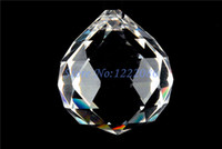 Wholesale Hanging Crystal Ball MM Suncatcher Feng Shui Pendants