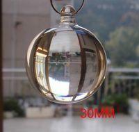 Wholesale best selling mm crystal suncatchers BALL hangning ball