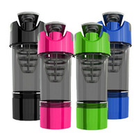 american proteins - American style whey protein shaker drinkware sports water bottle blender bike bicycle kettle