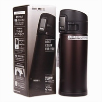 Wholesale NWT Authentic Japan Zojirushi One Touch Stainless Steel Mug L Travel Vacuum Thermos Mug SM KB Coffee