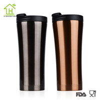 auto thermos - stainless steel auto cup small thermos Vacuum Thermo flask termica infantil bottle mug mini hot cold water garrafa ML