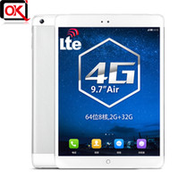 Wholesale Onda V919 G Air GPS Phone Tablet G LTE MTK8752 Octa Core GB RAM GB ROM Dual Camera G WCDMA GPS Android