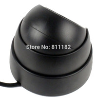 abs camera color - Big SALE New Arrival ABS Plastic tvl with CMOS IR night vision Color IR Indoor Security Dome CCTV Camera