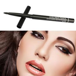 Wholesale Waterproof Rotary Gel Cream Liquid Eye Liner Black Eyeliner Pen Makeup Cosmetic maquiagem