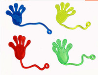 Wholesale Sticky TOY Hands SIZE quot Party Favors Gift Vending New for kid Novelties Prize