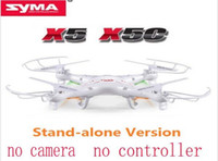 4ch - Syma X5C Explorers G CH Axis Gyro RC Quadcopter With RTF only Helicopter without controller no camera no battery