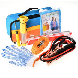 Wholesale New Fashion Piece car Emergency Road Assistance Kit AA Piece