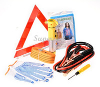 aa roads - USA Shipping High Qulity Piece Road Assistance Car Emergency Kit AA Piece with glovers