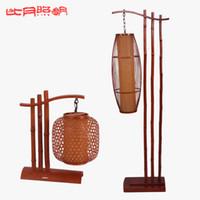 bamboo garden lanterns - Its monthly lighting fixtures Chinese bamboo garden lanterns IKEA living room floor lamp bedroom lamp Decoration