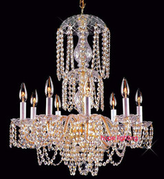 Wholesale modern crystal chandeliers beautiful crystal chandelier Murano Venetian style arms chandelier lighting from China