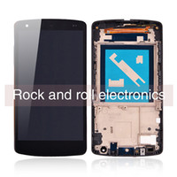 Wholesale Test Black For LG Google Nexus D820 D821 LCD Display With Touch Screen Digitizer Frame Assembly