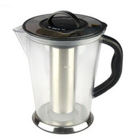 beverage world - world patent L chilled beverage server koolkore pitcher juice ice core pitcher