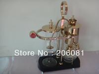 belgium coffee maker - Royal balancing syphon coffee maker TECH Siphon coffee machine Factory sell directly royal belgium coffee maker