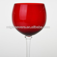 balloon red wine glass - high quality wine red balloon glass