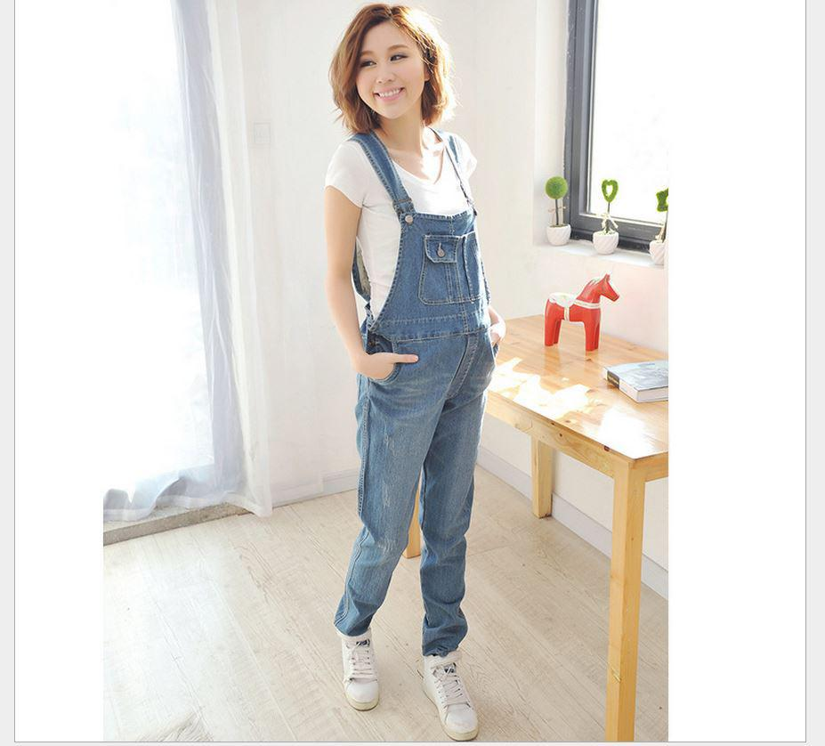 Wholesale-2015 New Maternity Overalls for Pregnant Women Jeans for ...