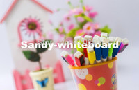 add magnet - whiteboard marker brush head with magnets can add ink whiteboard pen erasable marker