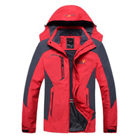 Wholesale New Winter Hunting Jacket Men Outdoor Sportswear Jacket Waterproof And Windproof Jacket AutumnHunting Outfit clothing