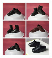 baby boyfriend - style NEW Handmade Party Doll s cute shoes For barbies boyfriend ken doll best baby gift