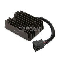 Wholesale DC V Motorcycle Voltage Regulator Rectifier Black For Suzuki GSXR R VL1500 Intrude LT F500F Quadrunner