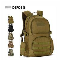 backpack fishing gear - L Outdoor Tactical Nylon Backpack Waterproof Mountaineering Gear Ultralight Hunting Fishing Bag Heavy Duty Carrier New