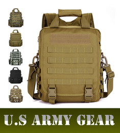 Wholesale Molle Woodland Sustainment Multi functional Advance Army Durable Tactical Backpack Messenger Shoulder Cross Body Tote Bag