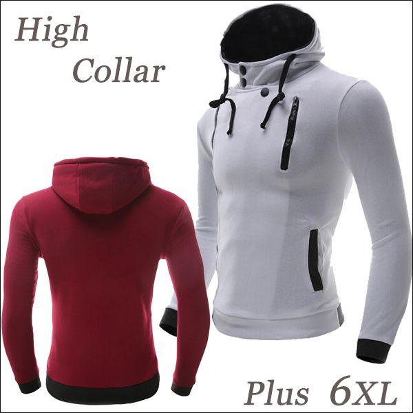 2017 Wholesale Cheap Sweatshirts Mens Side Zip Hoodie,2015 Male ...