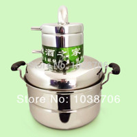 alcoholic water - Chrismas Wine household water small floral water distiller alcoholic moonshine spirits party sheezer new year