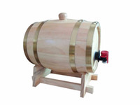 beer barrel restaurant - Loak barrel wooden barrel hotel Bar restaurant decoration Beer bucket stainless steel tank liquor easy key opening mouth CM