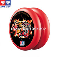 Wholesale Plastic Auldey professional Blazing Teens the yoyo ball A children classic kid toy basic entry teen gift