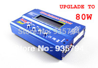 Wholesale PROMOTION High Quality W IMAX B6 Digital Balance Charger for S S V V RC Lipo NiMh Batteries