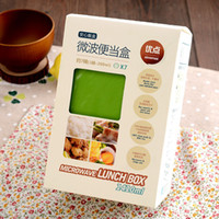 bento box accessories - Color Fun Life It s Lunch Time Japan Style Double Tier Bento Lunch Box Kitchen Accessories Tableware Microwave Lunch
