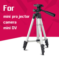 adjustable projector mount - Cheapest Adjustable Height Portable Mobile Phone Mini Projector DV Digital Camera Stand Tripod Flexible Mount