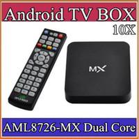 Dual Core Included other 10X Genuine G-BOX Midnight XBMC13.2 Matricom MX2 CS838 R28 Dual Core Android Smart Media Player MX Amlogic 8726 1GB+8GB 2-D2
