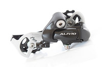 alivio bike - Alivio bike bicycle Rear Derailleur RD M410 S Top Normal Traditional Black for shimano