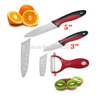 acrylic cutter knife - color quot quot inch peeler zirconia ceramic knife set accessories fruit knives grater sheath Kitchen knives cutter Acrylic