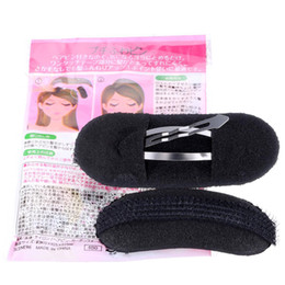 Wholesale Fashion Styling Tools Princess Bump Up Volume Hair Insert Maker Clip Back Beehive Hairpins Accessories