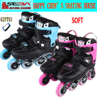 athletic shoe types - Fair Adult Inline Skate Shoes Roller Skate Slalom Skates Braking FSK Athletic Shoe Good Quality Patins Rollerblade
