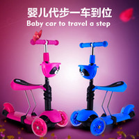 baby lifts - Baby scooter tricycle scooter multifunctional three in lift baby walker