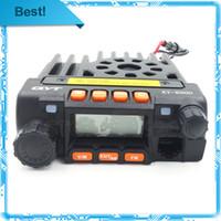 best dual band transceiver - QYT KT8900 Mini Transceiver Dual band MHz Mini Mobile Radio KT Transceiver best quanlity