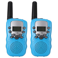 auto cb radio - T Pair Wireless Mini Portable Multi Channels Way LCD KM UHF Car Auto VOX Radio Travel Walkie Talkie CB Ham Radio
