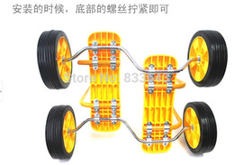 Wholesale Sense of balance trample kindergarten outdoor sports car series training equipment toys Fitness four wheel balance bike