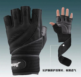 online shopping Gym Body Building Training Fitness Gloves Sports Equipment Weight lifting Workout Exercise breathable Sport Gloves