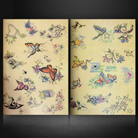 animal sketch art - HOT Animal Skull Page Oriental Flash Tattoo Art Book Design Sketch Flashbook