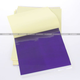 Wholesale Layers Tattoo Thermal Master Transfer Stencil A4 Paper Copy Copier