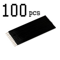 Wholesale Disposable Eyeliner Cosmetic Brush Applicator Liner Combination