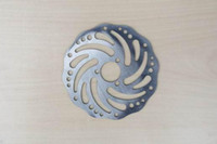 motorcycle rear disc brake - electric e scooters motorcycle bicycle bike front and rear brake disc mm spare parts