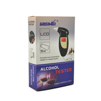 alcohol business - GREENWON Business Gift Key Chain Alcohol Tester Digital Breathalyzer Alcohol Breath Analyze Tester BAC Max
