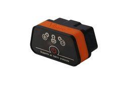 Wholesale-Multicoulor Newest 100%Original Vgate iCar2 Bluetooth OBD Scanner iCar 2 ELM327 Bluetooth Diagnostic Interface Code Scanner