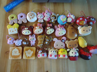 kawaii squishy - mixed kawaii cartoon rilakkuma serier squishy