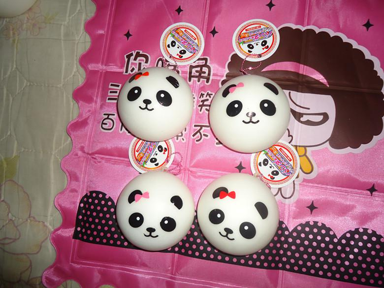 Online Cheap Wholesale 7cm Jumbo Panda Bun Squishy With Tags By Lucion Dhgate.Com